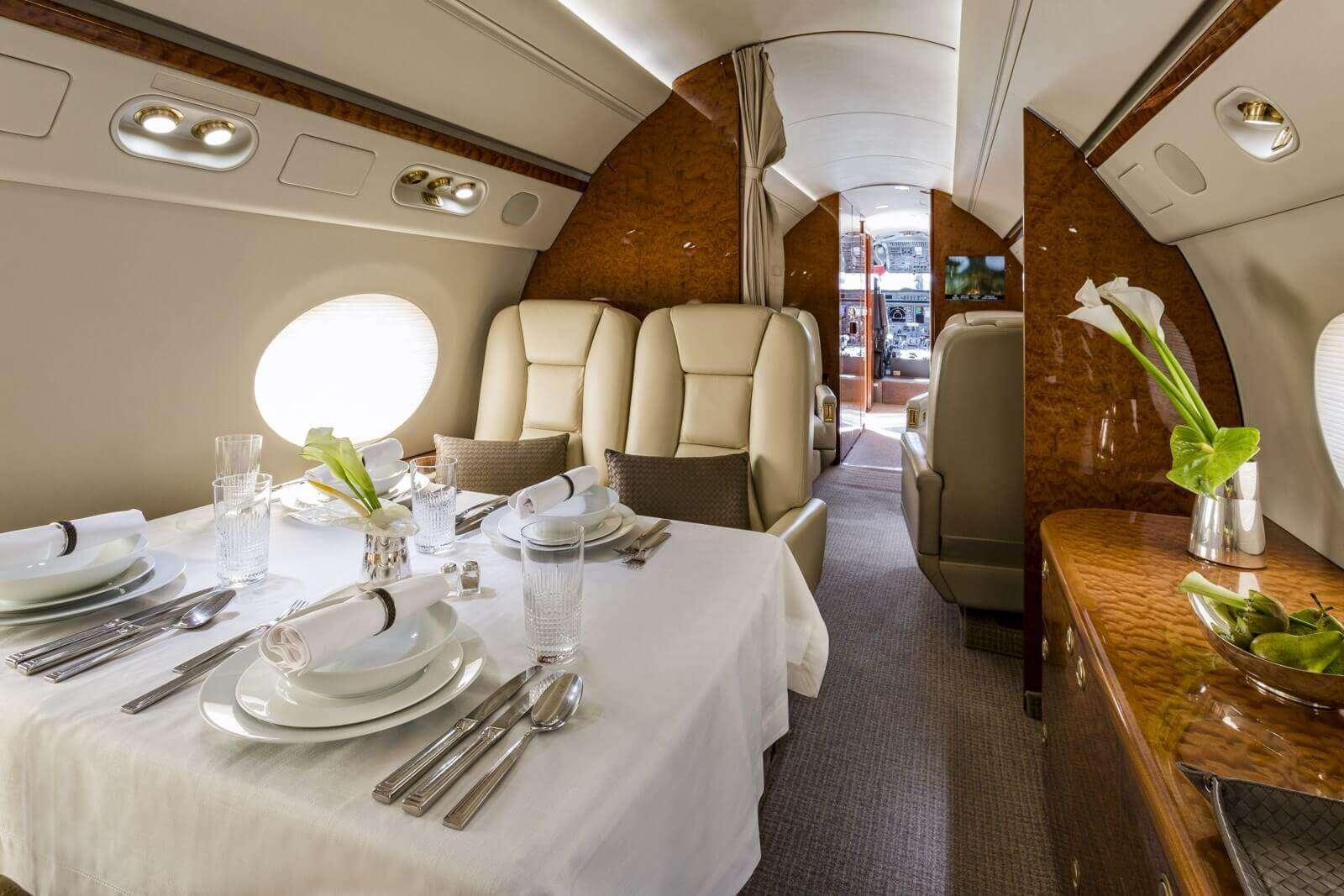 История возникновения бизнес-авиации