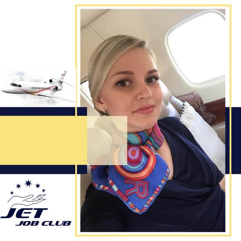 Подготовка стюардесс для бизнес-авиации и частные VIP-яхты