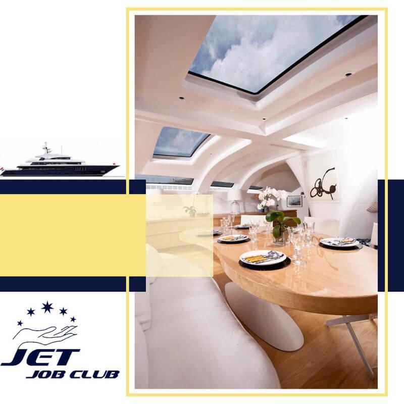 Подготовка бортпроводников для бизнес-авиации и на яхты