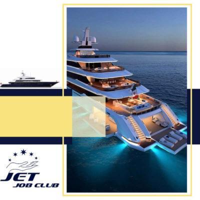 Подготовка бортпроводников на частные VIP-яхты