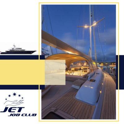 Стюардесса для работы на частной VIP-яхте