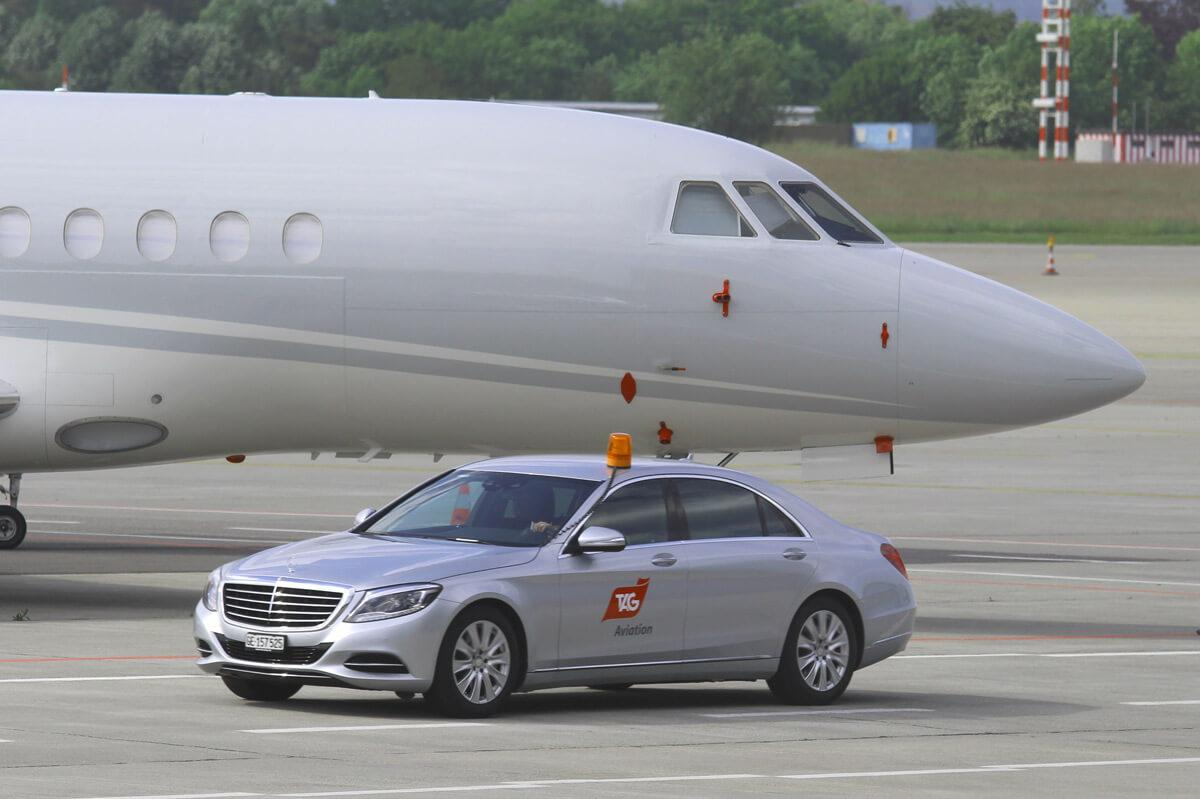 TAG Aviation потерял имиджевого акционера